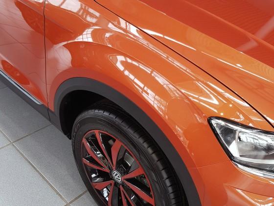 Bilder vom VW-Händler